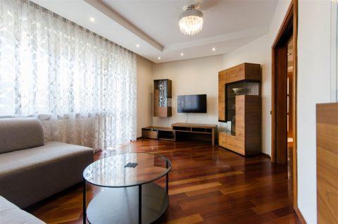 Простора квартира в Кракові