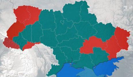 Донецька, Луганська, Львівська, Рівненська, Чернівецька області, Закарпаття й Волинь не відповідають критеріям, необхідним для пом'якшення карантину