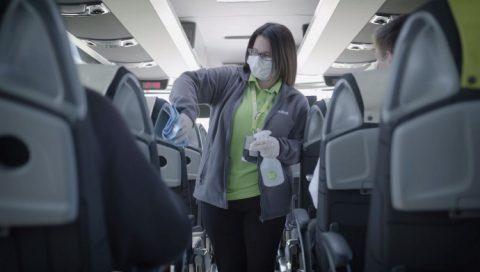 FlixBus частково відновлює міжнародні перевезення з України