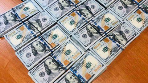 Понад 220 тисяч доларів не пройшли кордон в Україну: несуть в кишенях, а як не влазить то пхають у рюкзак