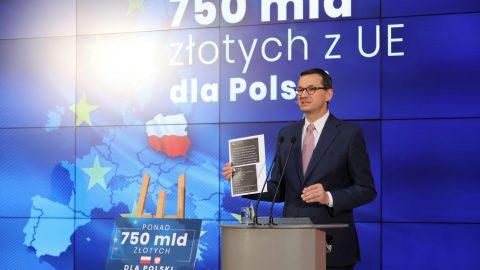 Нові інвестиції й робочі місця, зокрема й для українців: Польща отримає з бюджету ЄС 160 млрд євро в найближчі сім років