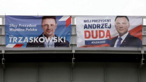 Чинний Президент перемагає: уточнений екзитпол дає перевагу Анджею Дуді в польських президентських виборах