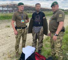 Чоловік вдавав прикордонника, аби дістатися до Польщі