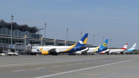 В Україні почали брати збір за виліт пасажирів з аеропортів країни