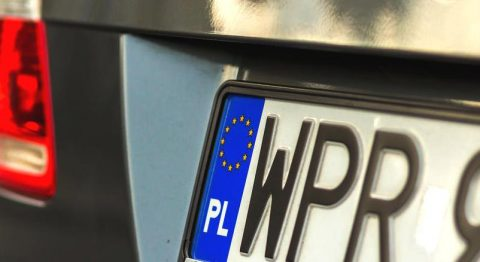 В Україну на авто із Польщі