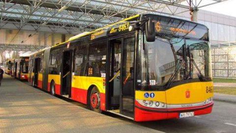 Відео ролики про Україну вже показують у варшавських автобусах