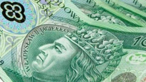 Курси валют. Злотий явно сильніший.