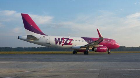 Wizz Air скасував рейси з Одеси по всім напрямкам