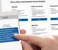 Потрапити до лікаря в Польщі від 8 січня можна буде лише за електронним направленням. Як то діє?