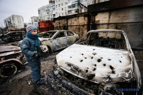 """В Україні 24 січня – День пам'яті загиблих обстрілу терористами мікрорайону """"Східний"""" в Маріуполі."""
