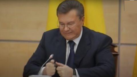 Квиток в один кінець. Сім років тому Віктор Янукович втік з України. Як це було
