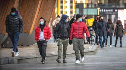 А до якої групи відносишся ти? Дослідження показало – всі хто носять маски діляться на категорії