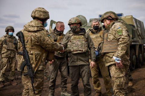 Зеленський чекає на бліцкриг Росії до вересня