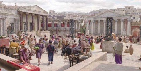 Що ти зможеш купити на 50 злотих в Стародавньому Римі?