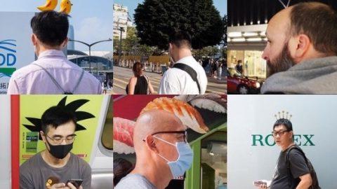 Кумедні знімки фотографа, який знаходить цікаві збіги на вулицях міста