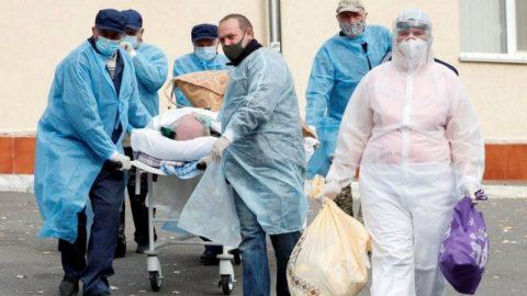 Україну накриває третя хвиля коронавірусу