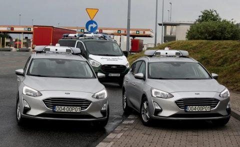 Нововведення для водіїв у Польщі : додаток e-TOLL,  штрафи до 1500 злотих та поліцейські автівки для  контролю оплат